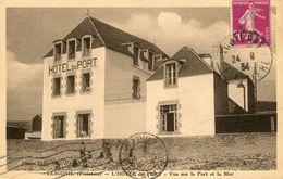 LESCONIL ***  HOTEL DU PORT  *** - Lesconil