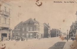 MIDDELKERKE / RUE DE L EGLISE / KERKSTRAAT - Middelkerke