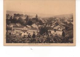 Cumières  51  Vue Panoramique - Postcards