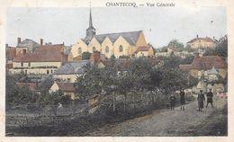 45 CHANTECOQ 1905 Vue Générale - Autres Communes