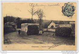 92 Chatenay - Pépiniere Croux - Chatenay Malabry
