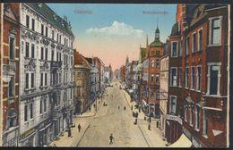 °°° 5045 - GERMANY - GLEIWITZ - WILHELMSTRASSE °°° - Schlesien