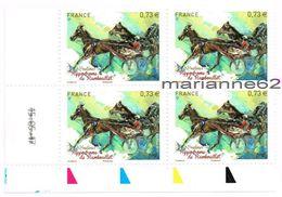 """France 2017 TP*4 Coin Daté """" Hippodrome De Rambouillet - Yvelines """" - Horse Cheval Courses Trot 15.05.17 - Ecken (Datum)"""