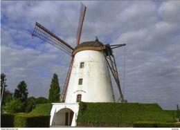 HEKELGEM Bij Affligem (Vlaams-Brabant) - Molen/moulin - Prachtkaart Van De Oude Molen In 2016 - Affligem