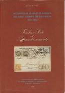 Occupation De La France Et Annexion De L'Alsace-Lorraine Par L'Allemagne 1870/1872. - Military Mail And Military History