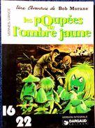"""Vernes - Vance - """" Les Poupées De L' Ombre Jaune """" - 16 / 22 - Dargaud N° 12- ( 1977 ) . - Flash"""