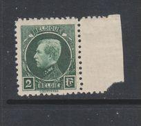 COB 216 ** Neuf Sans Charnière - 1921-1925 Small Montenez