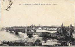 Strasbourg - Les Ponts Du Rhia Et Kehl Dans Le Lointain - Strasbourg