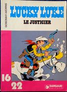 """Goscinny - Morris - LUCKY Luke  - """" Le Justicier """" - 16 / 22 - Dargaud N° 72 - ( 1980 ) . - Flash"""