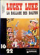 "Goscinny - Morris - LUCKY Luke  - "" La Ballade Des Dalton "" - 16 / 22 - Dargaud N° 43 - ( 1980 ) . - Flash"