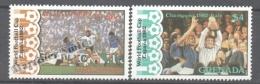 Grenada 1982 Yvert 1061-62, Spain '82, FIFA World Cup - Winners Italy  - MNH - Grenada (1974-...)