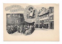 CPA 67 STRASBOURG Brasserie Du Pêcheur - Strasbourg