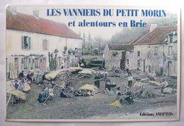 CPM 77 LES VANNIERS DU PETIT MORIN ET ALENTOUR EN BRIE CARTE POSTALE EDITIONS AMATEIS (2) - Brie Comte Robert