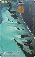 Malediven Phonecard   Island - Maldives