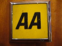 AA    Badge - Voitures