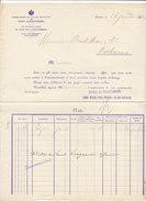 Autriche, Vienne, Banque Impériale Royale Priviliégée Des Pays Autrichiens, 1907 - Austria