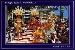 """VENTIMIGLIA   """"    L 17    CARNAVAL      /   """"    CPM / CPSM  10 X 15 - Carnevale"""