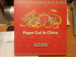 """Livre """" Paper Cut In China """" - Papier Chinois"""