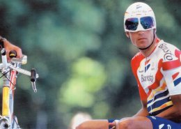 "6154  CP  Cyclisme   Miguel Indurain ""  Collection Photo L'Equipe"" - Cyclisme"