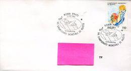 24882 Italia, Special Postmark Roma 1994  World Swimming Champ.  Champ. Mondial Natation - Swimming