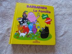 BARBAPAPA Livre Puzzle - Boeken, Tijdschriften, Stripverhalen