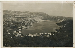 Real Photo Bakar Croatia P. Used 1940 - Croatie