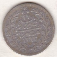 Empire Ottoman. 2 Qirsh AH 1293 Year 29. Abdul Hamid, En Argent. KM# 293 - Egypte