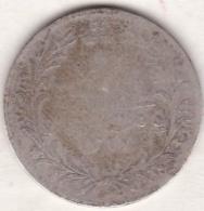 Empire Ottoman. 5 Qirsh AH 1327 Year 2. Muhammad V, En Argent. KM# 308 - Egypte
