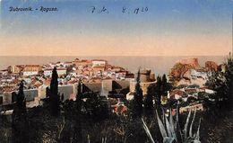 CPA - Croatia - Dubrovnik  Ragusa 1926 - Croacia