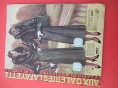Catalogue Général Hiver 1933-1934/ Mode/Aux Galeries Lafayette/ G Lang/ 1933                            CAT206 - Factures & Documents Commerciaux