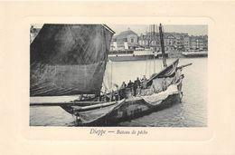 76-DIEPPE- BATEAU DE¨PÊCHE - Dieppe