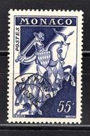 MONACO 1954/59 - N° 18  -  NEUF** /9 - Monaco