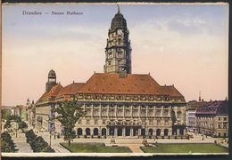 °°° 5052 - GERMANY - DRESDEN - NEUES RATHAUS °°° - Dresden