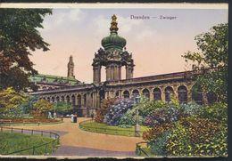 °°° 5054 - GERMANY - DRESDEN - ZWINGER °°° - Dresden