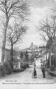 BELLAC - Vue Prise De L'Allée De Saint Sauveur - Bellac