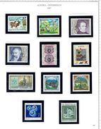 AUSTRIA...mostly MNH...no Pages Included - Stamps