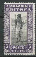 Erythrée  - Yvert N° 145 *   - Cw27404 - Eritrea