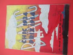 Catalogue Blanc 1934/ Mode/Aux Galeries Lafayette/PARIS/  Montsouris/ 1933                            CAT207 - Factures & Documents Commerciaux