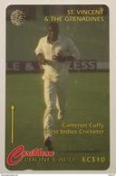 Cameron Cuffy 243CSVA - St. Vincent & The Grenadines