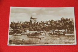 Berkshire Windsor Castle And The River Thames NV - Non Classificati