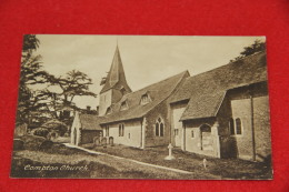 Berkshire Compton Church NV - Inghilterra