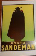 Publicité Porto Sandeman. 1939. - Reclame