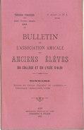 Tarn, Bulletin De L' Association Amicale Des Anciens Elèves Du Collège Et Lycée D'Albi 1911, N°4, 20 Pages - Historische Documenten