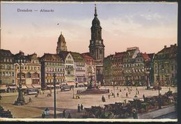 °°° 5060 - GERMANY - DRESDEN - ALTMARKT °°° - Dresden