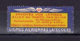 France Vignette Latécoère - Avions
