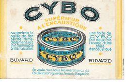 Buvard Cybo Supérieur à L'encaustique Supprime La Paille De Fer. - Pulizia