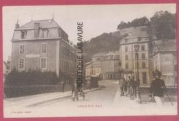 54 - LONGWY BAS---Le Pont-- (Sans Légende)-animé - Longwy