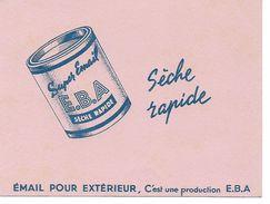 Buvard Super Email E.B.A Pour Extérieur. - Produits Ménagers