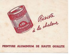Buvard EBA Peinture Aluminium. Rayon D'Argent. - Produits Ménagers