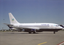 TAHMID AIR  B-737 - 2K3     UN-B3709  C/n 23912     Photo Roman Spilka - 1946-....: Era Moderna
